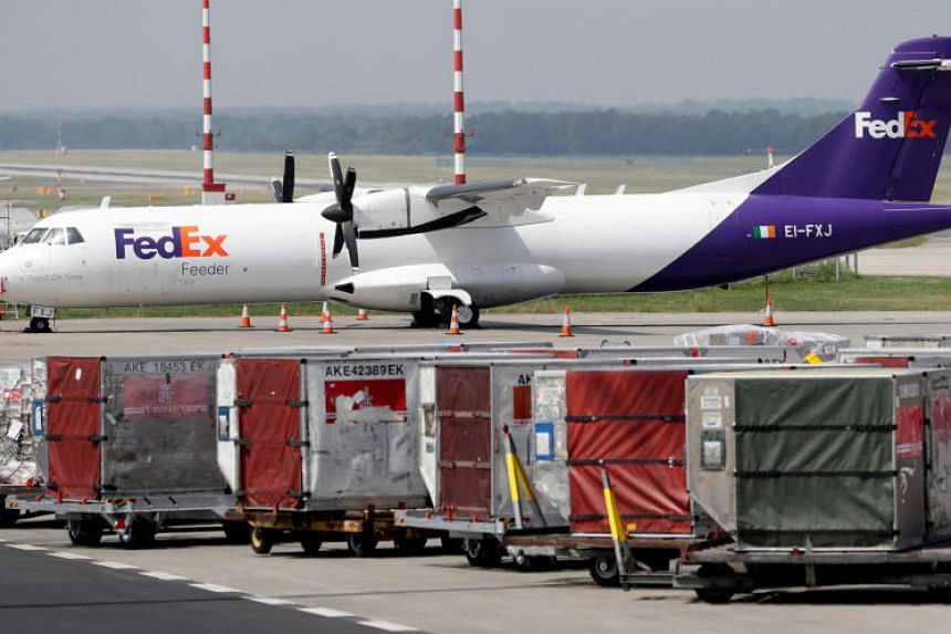 China said it would probe FedEx, after some Huawei packages were reportedly diverted to the US without authorisation.