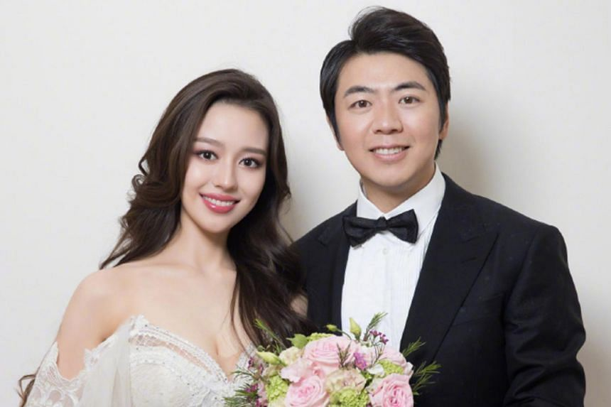 Chinese pianist Lang Lang marries 24-year-old fellow pianist