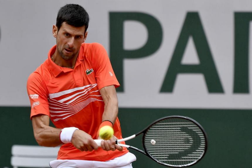 World No. 1 Novak Djokovic will now face either ninth-seeded Italian Fabio Fognini or fifth seed Alexander Zverev in what will be his 13th appearance overall in the quarter-finals in Paris.