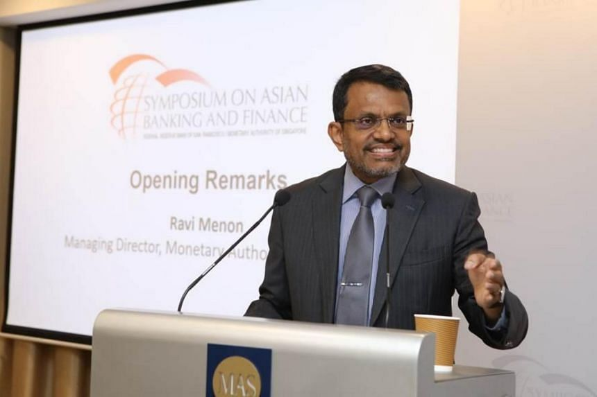 Monetary Authority of Singapore managing director Ravi Menon said on June 3, 2019, that the global financial system is safer and stronger today, but it is not enough.
