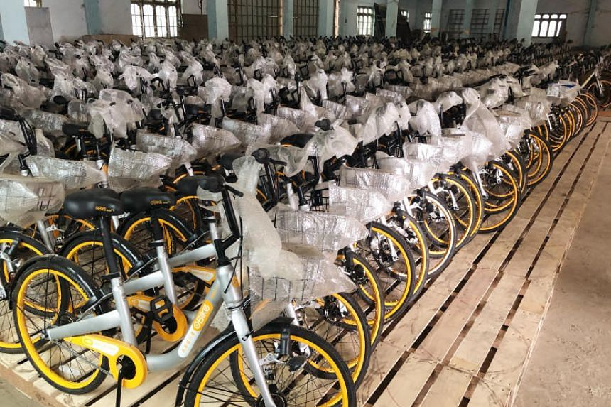 Myanmar non-profit Lesswalk bought the bikes in April and will start giving them to the students from end-June.