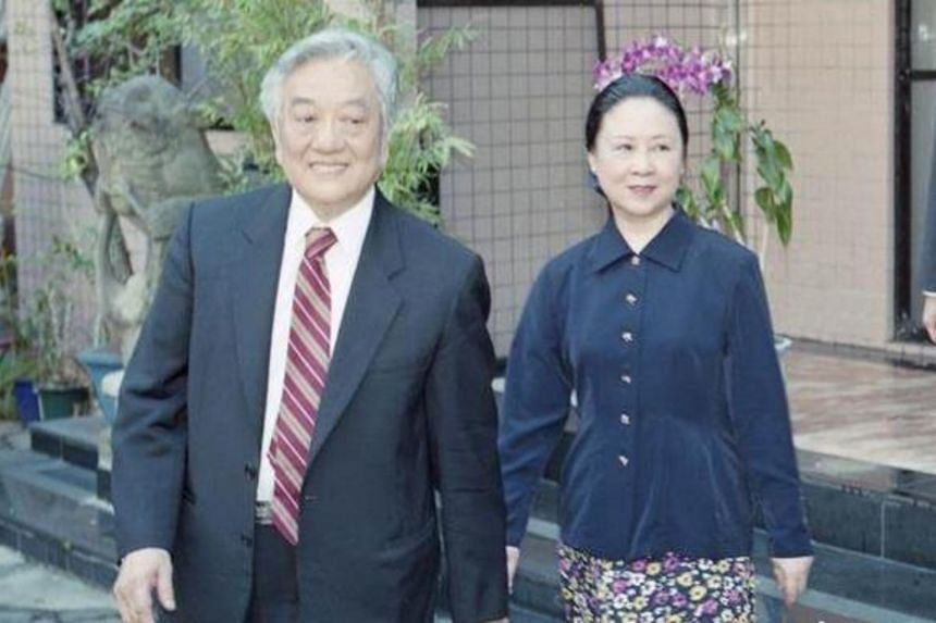 Taiwanese publishing and movie mogul Ping Shin-tao, who is romance novelist Chiung Yao's husband, died on May 23 at the age of 92.