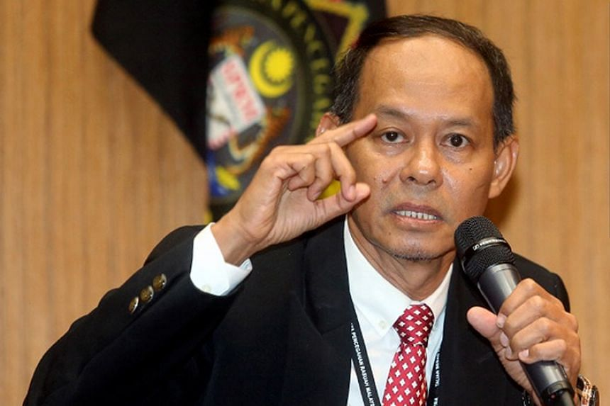 Malaysia's top anti-graft chief Shukri Abdull resigned just over a year into his two-year tenure.