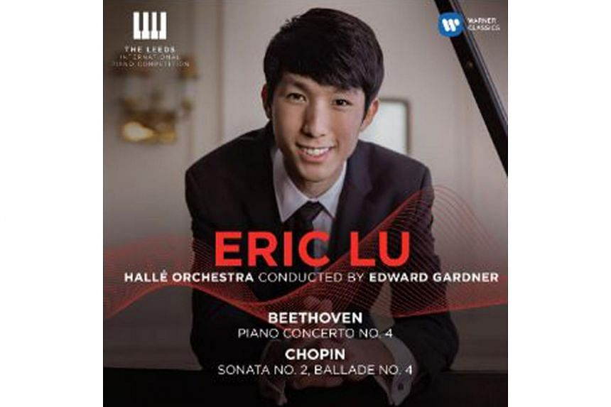 Eric Lu's debut CD recording comprises performances from the 2018 Leeds International Piano Competition, where he was awarded 1st prize.