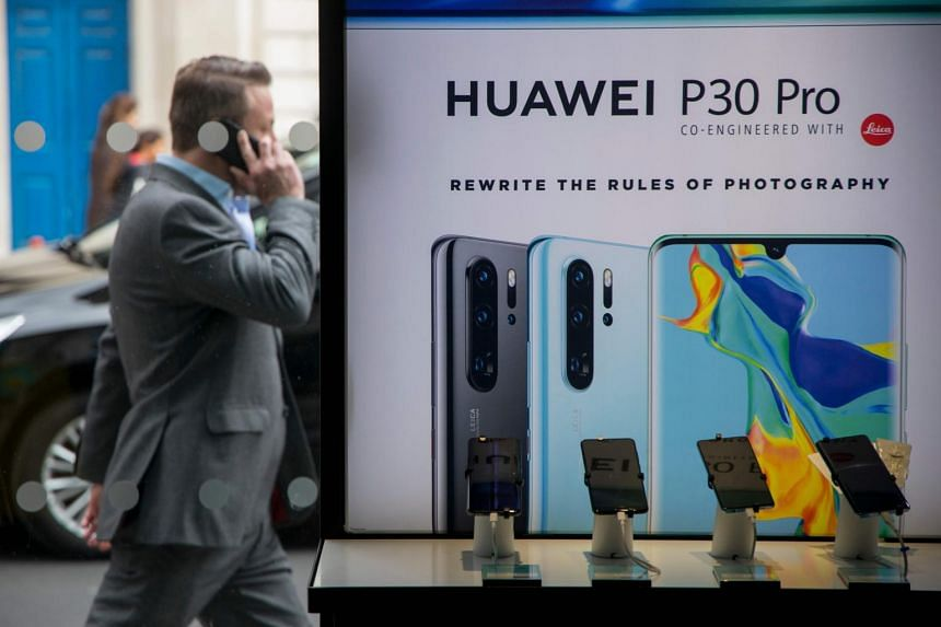 Huawei has said its Plan B should the US restrictions remain in place is to switch to its own new operating system, which is under development.