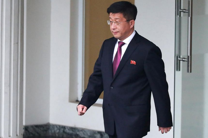 A South Korean newspaper had earlier reported that North Korea's nuclear envoy Kim Hyok Chol had been executed.