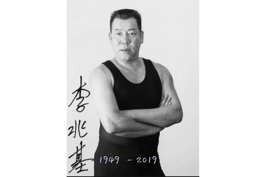 Lee Siu Kei left organised crime after he was invited to act by late director Ringo Lam during the 1980s.