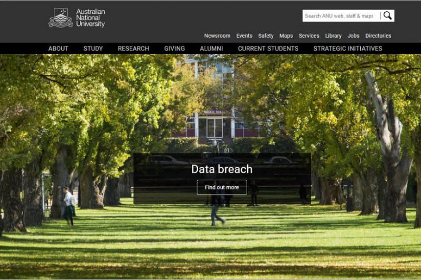 The Australian National University revealed it had been attacked by cyber hackers who gained access to personal details of up to 200,000 students and staff dating back 19 years.