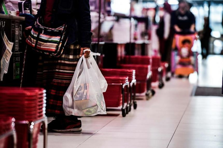 Japan's environment ministry is expecting that retailers may charge up to 10 yen (13 Singapore cents) per bag, with the revenue generated going to environmental measures.