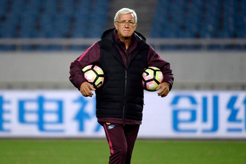 Marcello Lippi has little time to lose if he is to inspire China to only their second World Cup appearance.