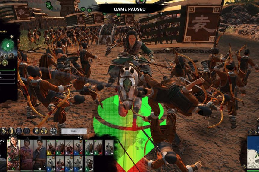 Game review - Total War: Three Kingdoms polished with minor flaws