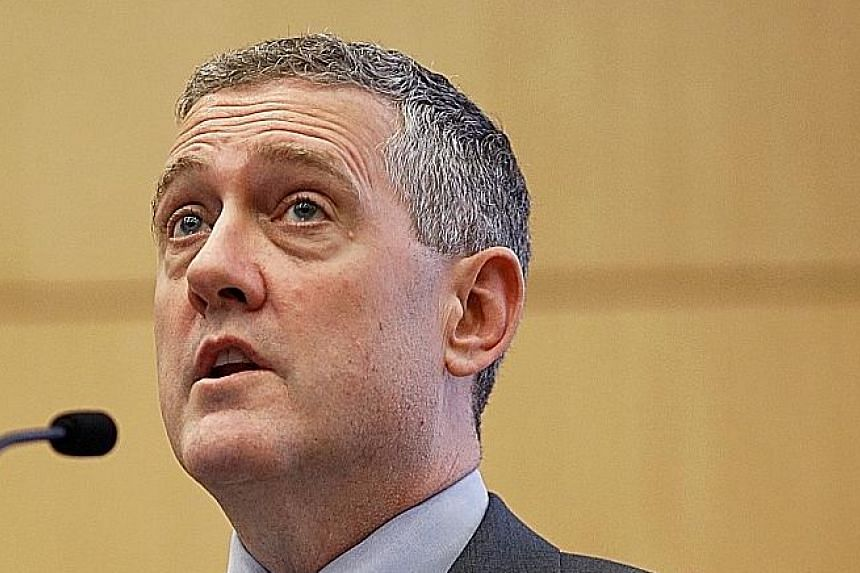 "St Louis Fed president James Bullard says even if a sharper-than-expected slowdown does not materialise, ""a rate cut would only mean that inflation and inflation expectations return to target more rapidly""."