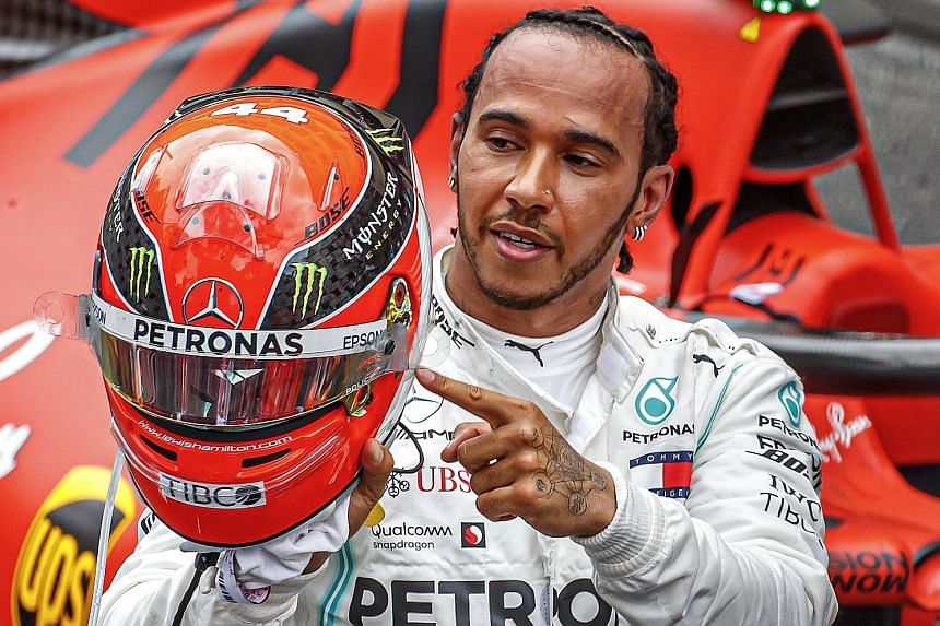 Lewis Hamilton can equal Michael Schumacher's mark of seven Canadian GP wins this weekend. In the long term, the five-time F1 champion is looking to race for another five years as he targets the German's seven world titles.