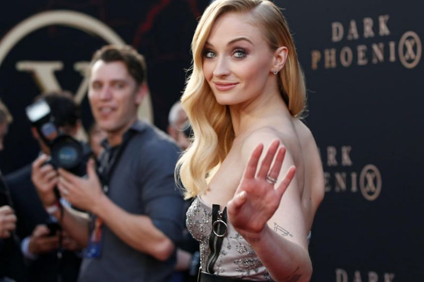 Sophie Turner is the powerful psychic Jean Grey. Her alter ego Dark Phoenix is an erratic, destructive force who possesses a power the alien played by Jessica Chastain seeks to absorb and control.