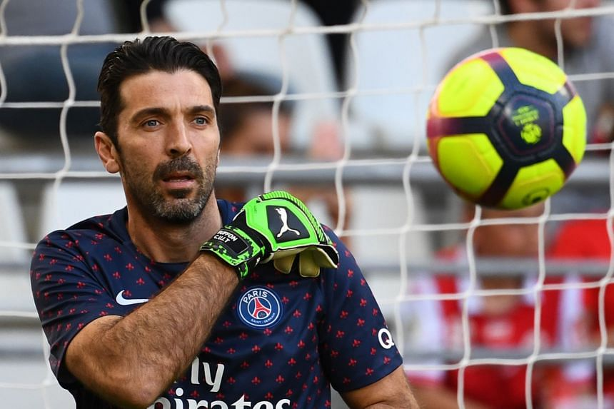 Gianluigi Buffon to leave Paris Saint-Germain after one season