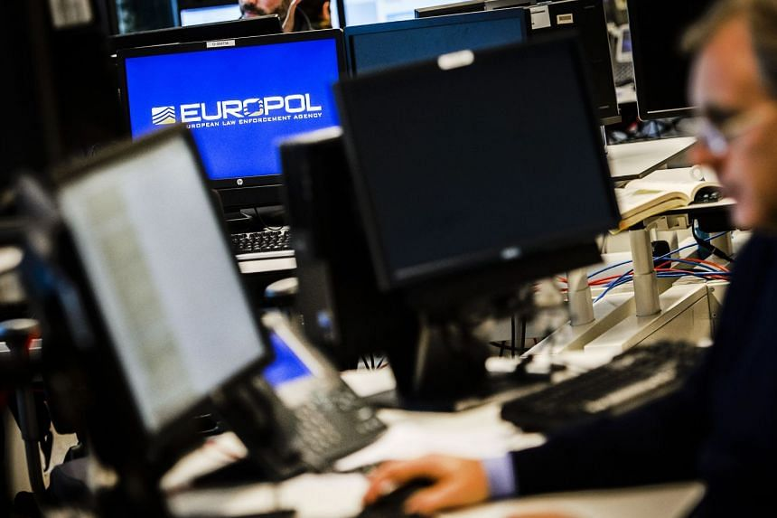 The six-month investigation was backed by Europol.