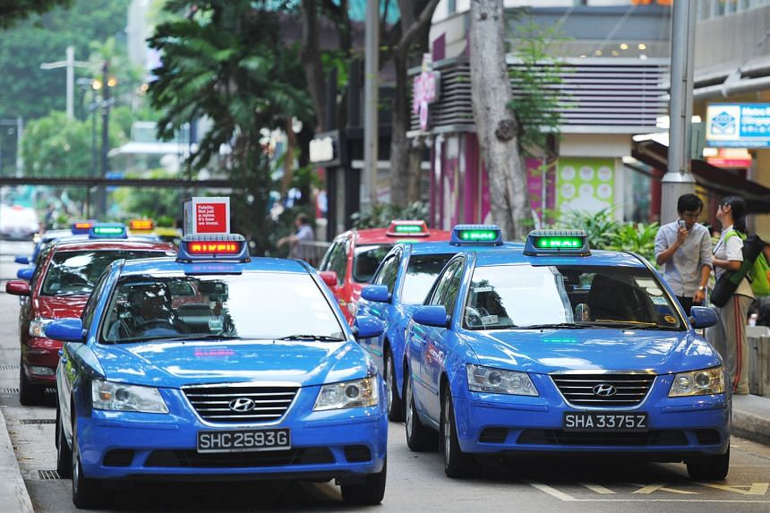 ComfortDelGro says it will also be involved in innovation sourcing initiatives and incubating new mobility business concepts and technologies. ST FILE PHOTO