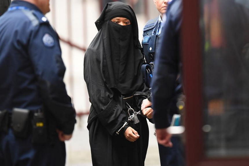 Momena Shoma admitted to engaging in a terrorist act when she stabbed Roger Singaravelu in the neck with a kitchen knife just eight days after arriving in Australia.