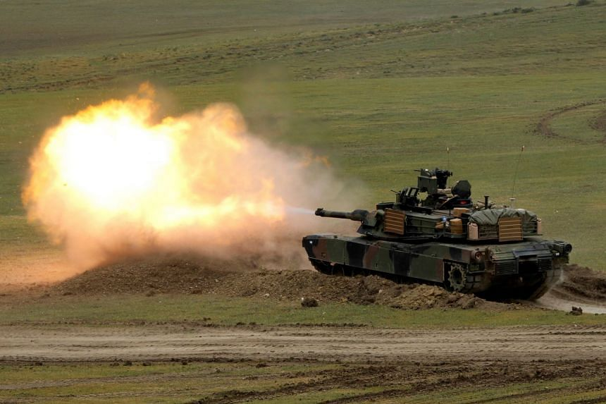 Taiwan confirms request for U.S. tanks, air defence systems