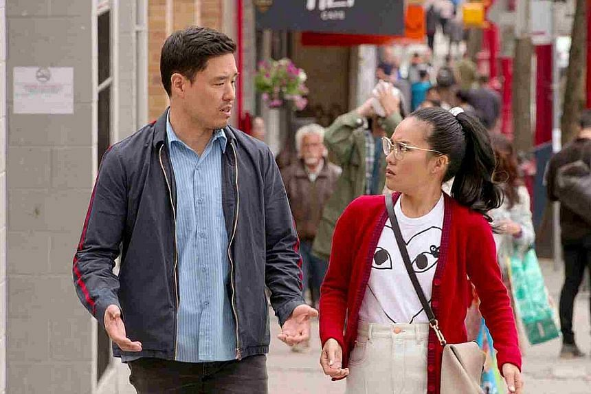 Randall Park and Ali Wong play two childhood friends who always get on each other's nerves in Always Be My Maybe.