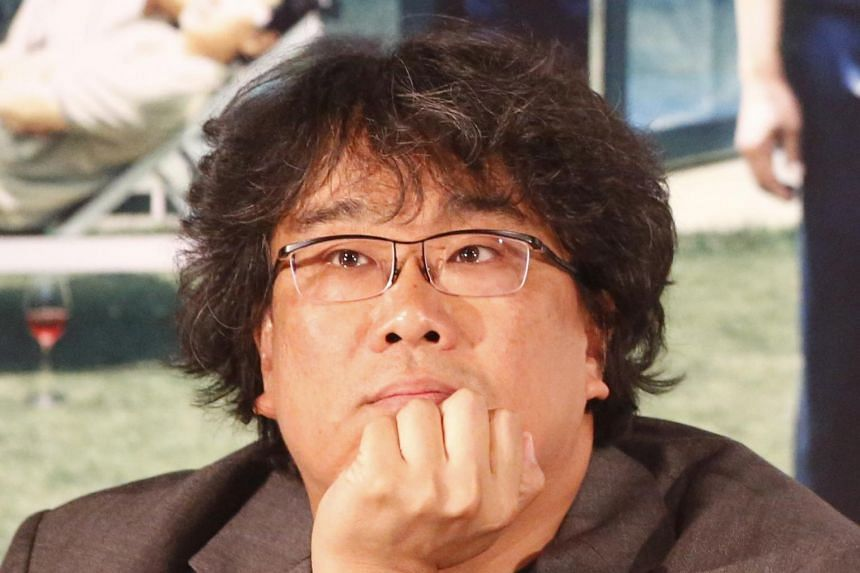 Director Bong Joon-ho, who won Cannes top prize with Parasite