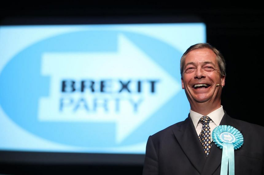 The Brexit Party secured 38 per cent of the vote in Peterborough in May 23 elections for the European Parliament.