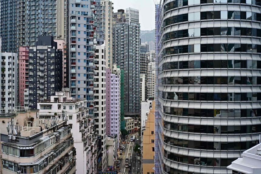 Residential property values in Hong Kong reached an all-time high last week after relentless gains over the past three months.