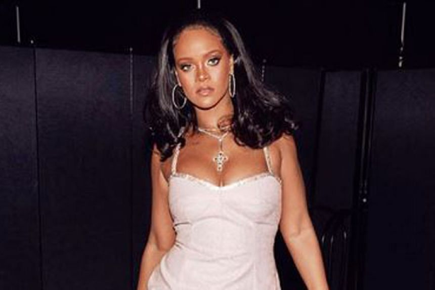 Singer Rihanna co-owns make-up brand Fenty Beauty, the Savage X Fenty lingerie line and is partnering LVMH to launch a luxury fashion brand, also named Fenty.