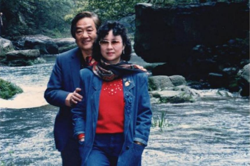 Romance novelist Chiung Yao and publishing and movie mogul Ping Shin-tao were married for 40 years.