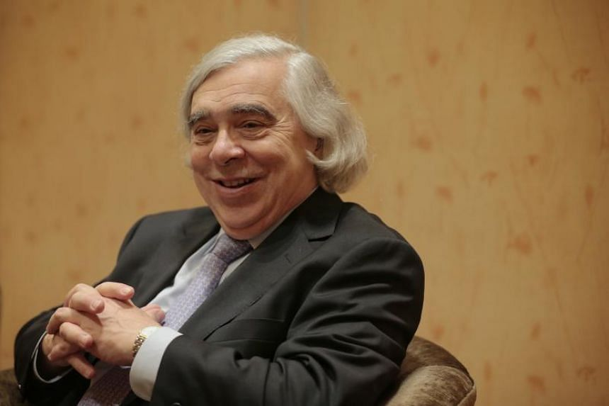 Dr Ernest Moniz said Asean is poised for rapid economic growth but that the current energy policies for most countries in the region risk committing them to highly polluting electricity generation, transport and industry.