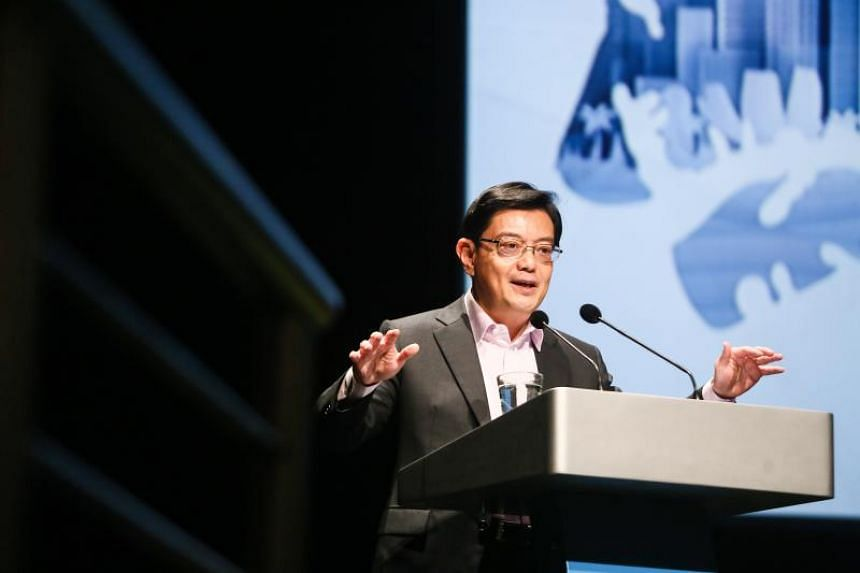 Deputy Prime Minister Heng Swee Keat said the fourth industrial revolution is not just happening to Asia but is occurring in Asia, with many Asian companies being among the most innovative and best regarded businesses in the world.