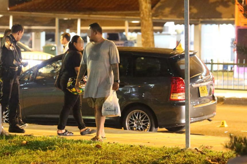 A 56-year-old car driver is assisting with investigations after his vehicle hit a pedestrian in Jurong East on June 5.