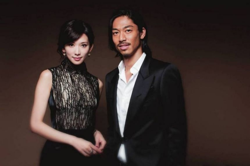 Taiwanese supermodel Lin Chi-ling (left) and Japanese boyband member Akira announced their marriage on June 6, 2019.