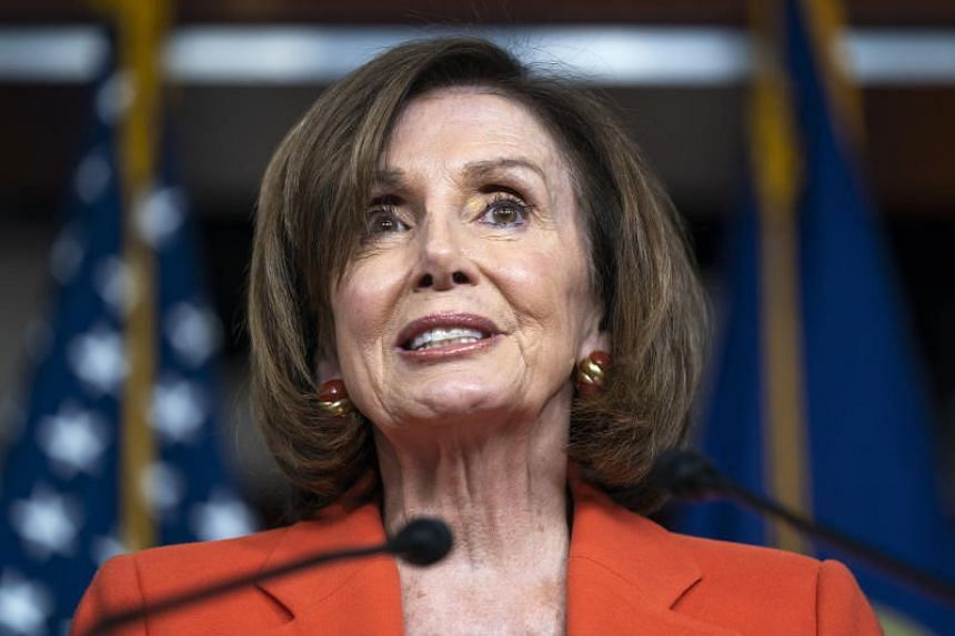 US House Speaker Nancy Pelosi said she prefers to see US President Donald Trump lose the 2020 election and then face prosecution for his alleged crimes, according to Politico, which cited multiple Democratic sources familiar with the meeting.