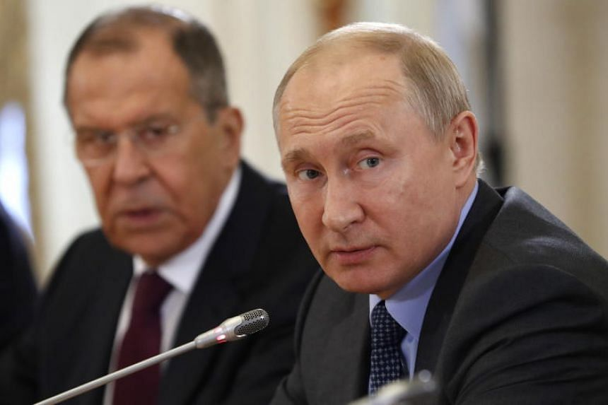 Russian president Vladimir Putin had earlier said he hoped for better relations under UK prime minister Theresa May's successor, but her spokesman said on June 6 that Moscow needed to change its behaviour first.