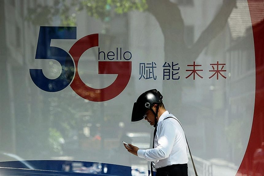 Full deployment of 5G networks in China, which has almost 1.6 billion wireless phone subscriptions, is likely to boost local firms making gear for applications in robotics, remote surveillance and virtual reality.
