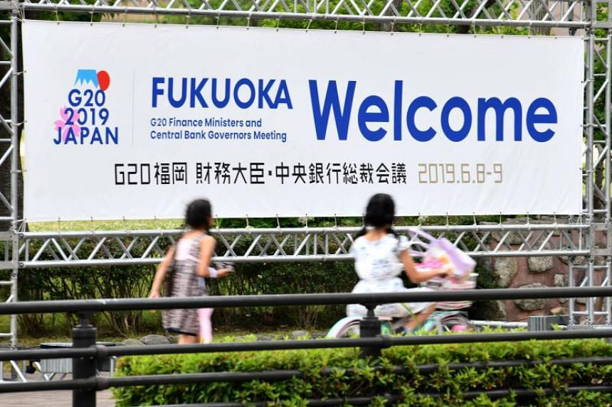 The weekend of talks, which begin on June 7, 2019 in Fukuoka, is expected to be rife with friction as protectionism threatens to slow growth.