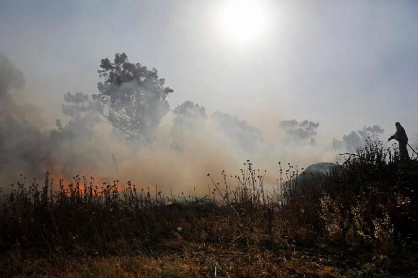 In a single month, 236 fires have destroyed 5,183 hectares of farmland in Iraq - the equivalent of more than 7,000 football pitches.
