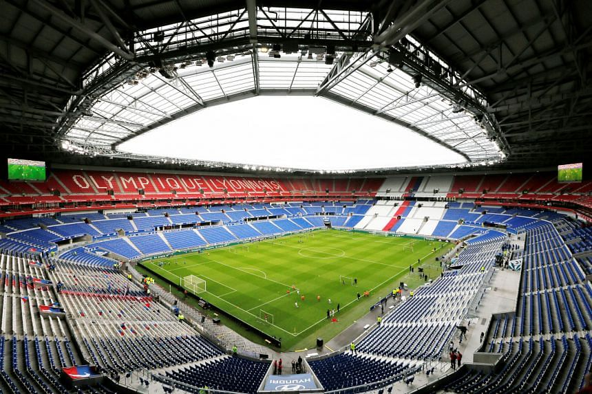 Stade de Lyon, home of the women's European champions Lyon, is the venue for both World Cup semi-finals and the final. All three matches, as well as today's opening game, are sold out.