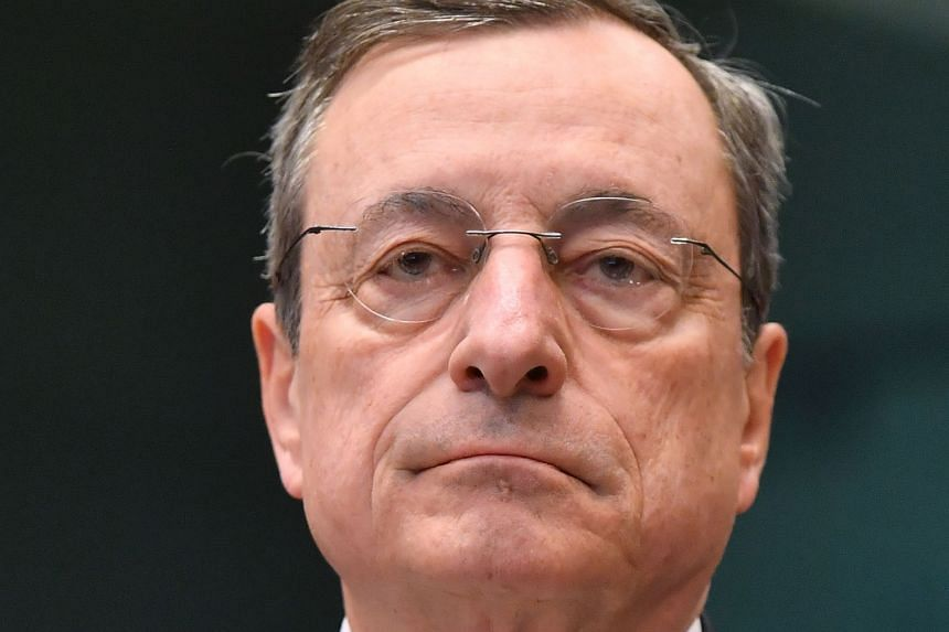 ECB president Mario Draghi told a news conference following the policy announcement that the decisions taken had been unanimous.