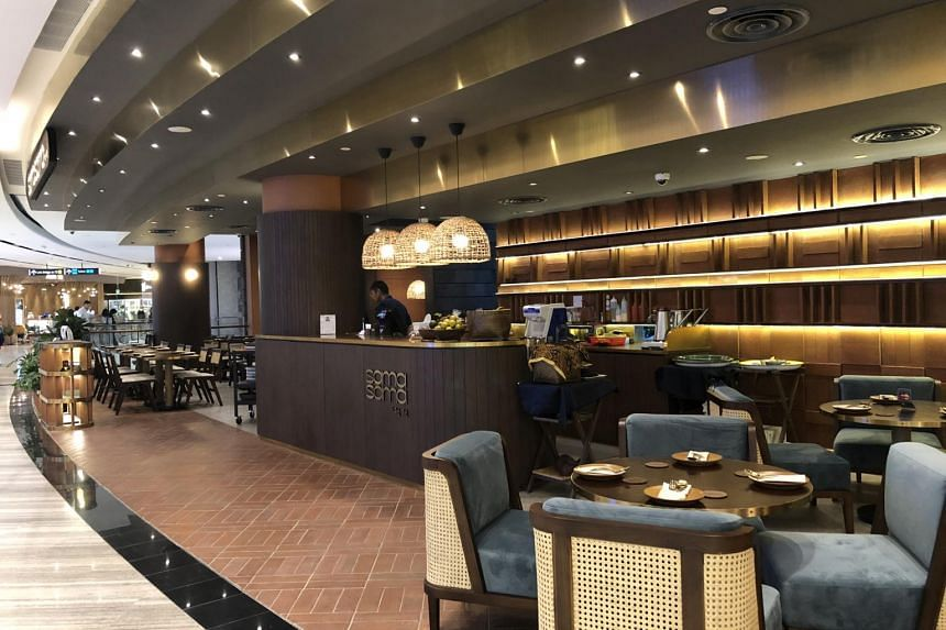 Indonesian restaurant Sama Sama by Tok Tok opened in Jewel Changi Airport in April this year.
