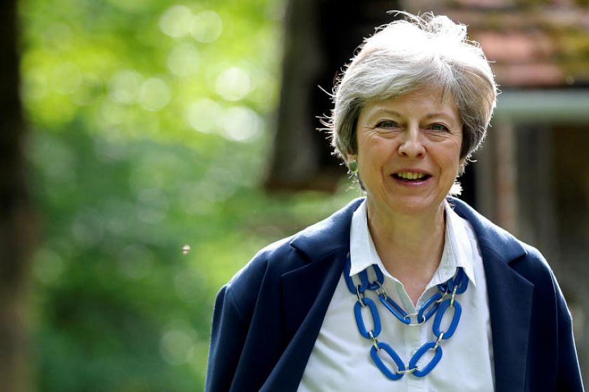 British Prime Minister Theresa May formally notified her Conservative Party of her resignation as party leader on June 7, 2019.