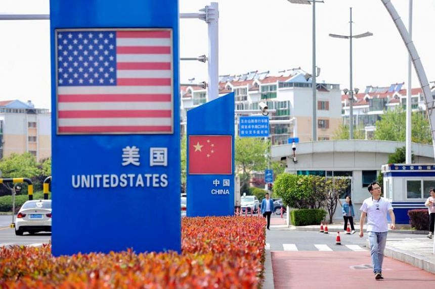 The trade war between US and China has stepped up in recent weeks with Washington's move to blacklist Huawei over national security concerns.