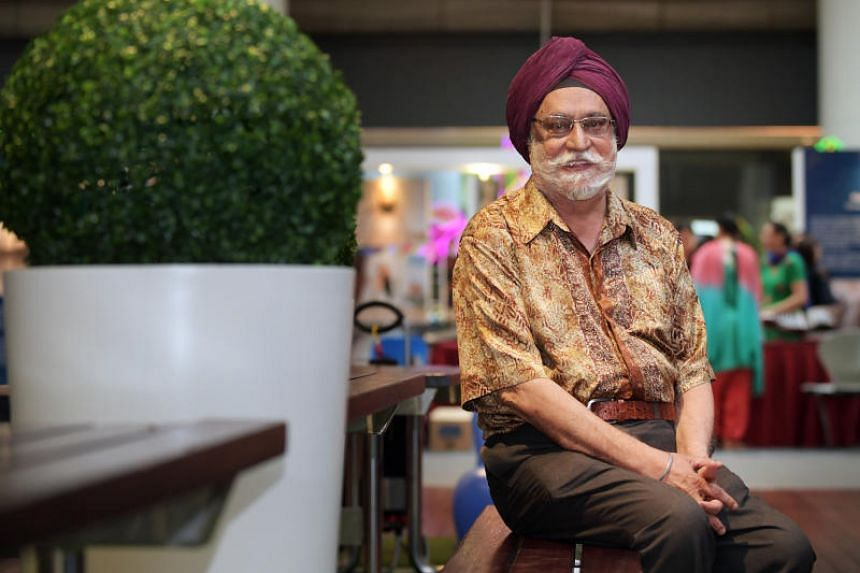 As a unit nurse manager at the Communicable Diseases Centre in 2003, Mr Harbhajan Singh was on the front lines of the severe acute respiratory syndrome (Sars) epidemic that swept Singapore.