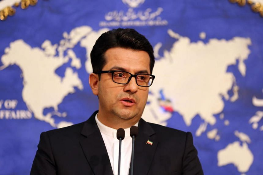 Iranian Foreign Ministry spokesman Abbas Mousavi said the additional sanctions imposed on Iran show that US President Donald Trump's offer of talks is not genuine.
