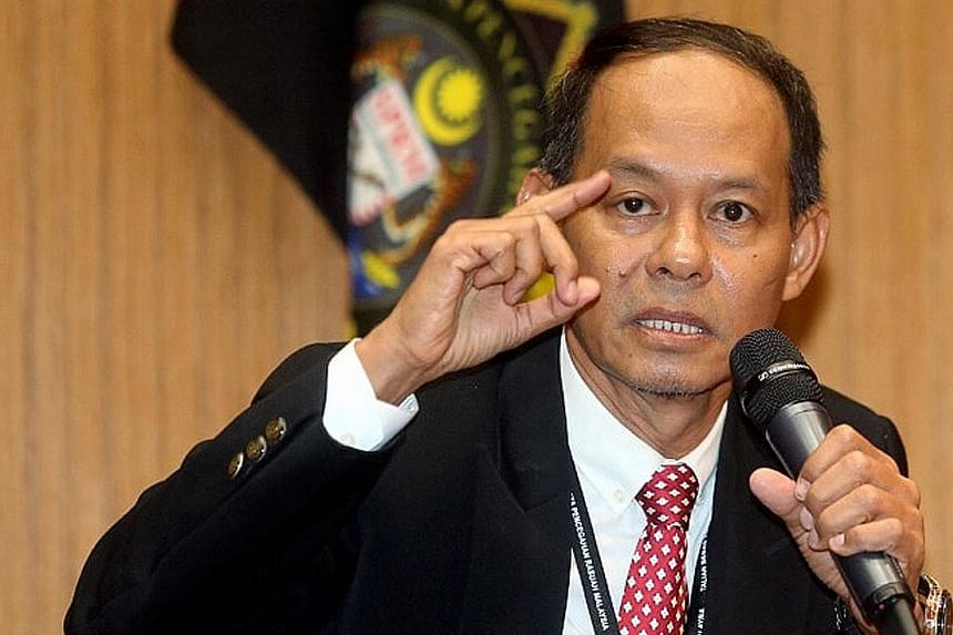 Datuk Seri Mohd Shukri Abdull said he came out of retirement to complete 1MDB investigations and solve internal issues within MACC.