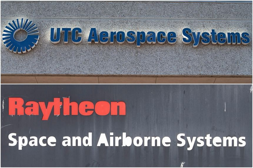 Raytheon, United Technologies merger to create defense powerhouse
