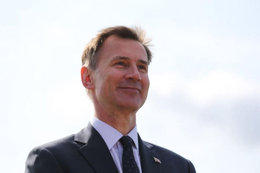 British Foreign Minister Jeremy Hunt said that his conversation with German Chancellor Angela Merkel indicated that the EU was willing to renegotiate the Brexit deal.