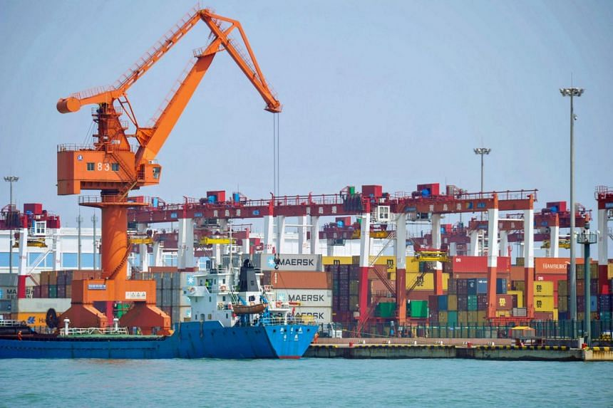 According to customs data, China's May exports rose 1.1 per cent from a year earlier, compared with market expectations for a modest decline.