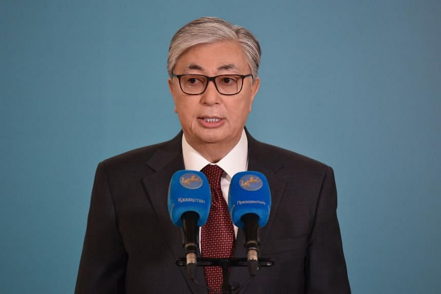 Kassym-Jomart Tokayev took 70.8 per cent of the vote in the election held on June 9, with his nearest rival, opposition candidate Amirzhan Kosanov, taking 16.2 per cent.